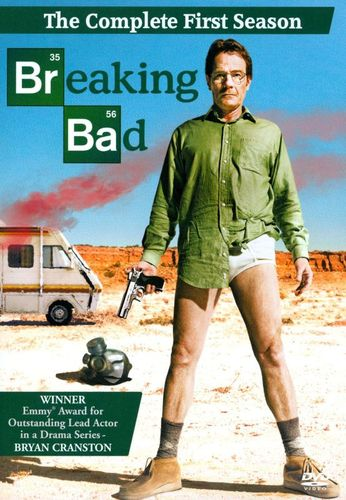 Breaking Bad: The Complete First Season [3 Discs] [DVD] 9189237