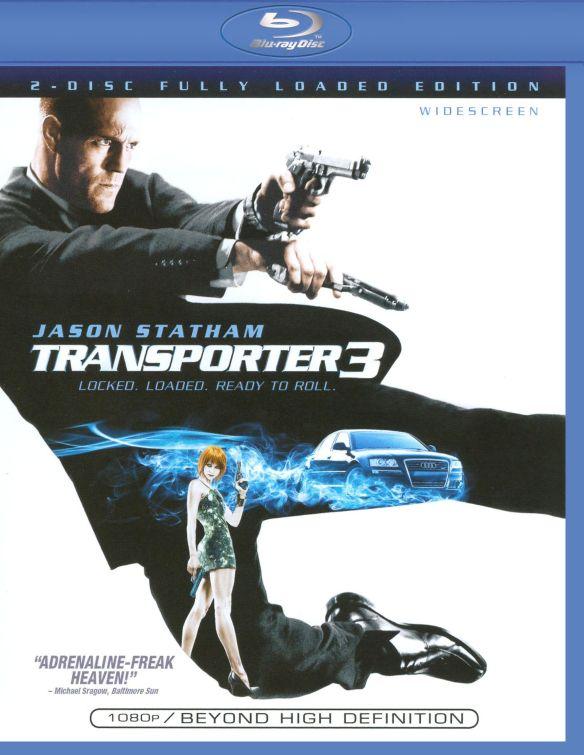 Transporter 3 [2 Discs] [Includes Digital Copy] [Blu-ray] [2008] 9193446