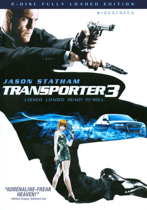 Transporter 3 [Special Edition] [2 Discs] [Includes Digital Copy] [DVD] [2008] 9193464