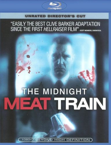 The Midnight Meat Train [Unrated] [Director's Cut] [Blu-ray] [2008] 9193482