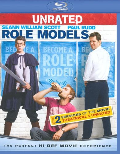 Role Models [Unrated/Rated] [Blu-ray] [2008] 9193883