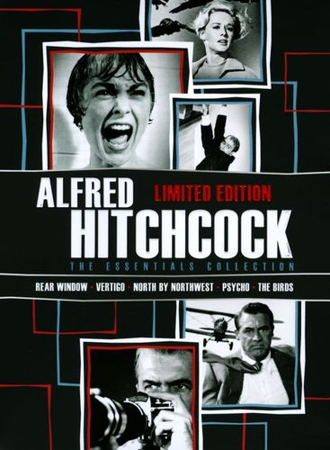 Alfred Hitchcock: The Essentials Collection [5 Discs] [DVD] 9196129