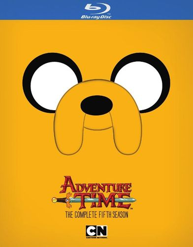 Adventure Time: The Complete Fifth Season [2 Discs] [Blu-ray] 9201113