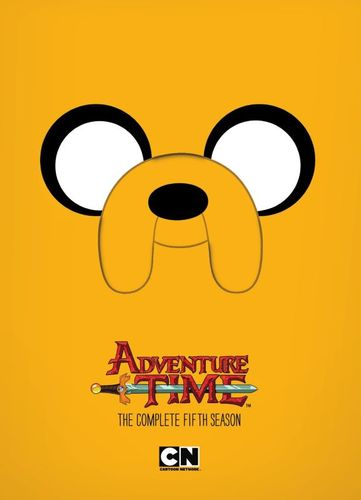 Adventure Time: The Complete Fifth Season [4 Discs] [DVD] 9201122