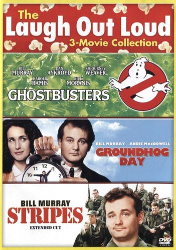 Ghostbusters/Groundhog Day/Stripes [2 Discs] [DVD] 9209124