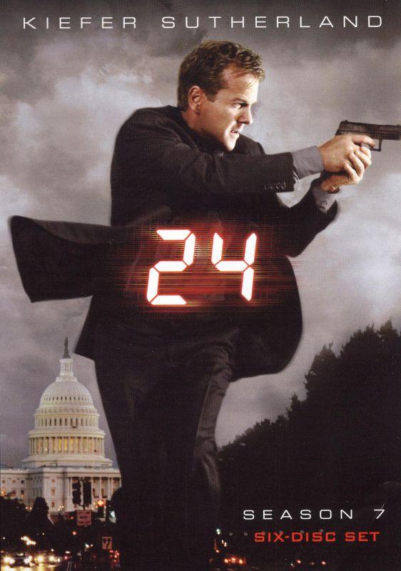 24: Season 7 [6 Discs] [DVD] 9210043
