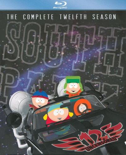 South Park: The Complete Twelfth Season [3 Discs] [Blu-ray] 9211444