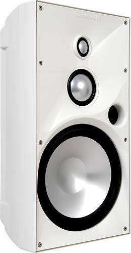 SpeakerCraft - 3-way Speaker - White