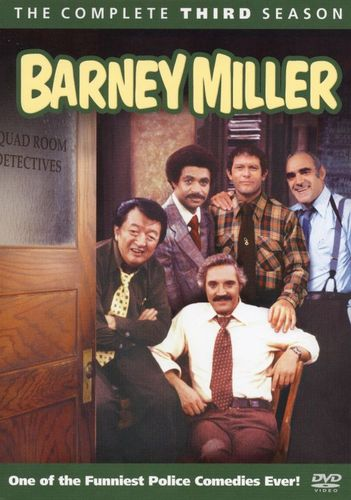 Barney Miller: The Complete Third Season [3 Discs] [DVD] 9214272