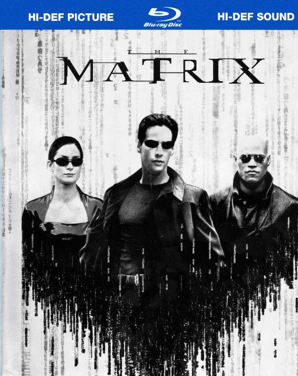 The Matrix [10th Anniversary] [Includes Digital Copy] [Blu-ray] [1999] 9214405