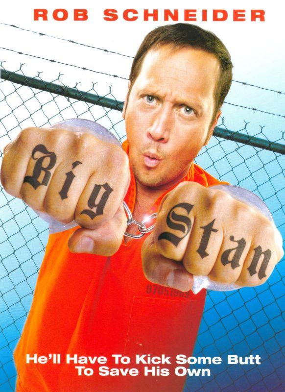 Big Stan [DVD] [2008] 9214414
