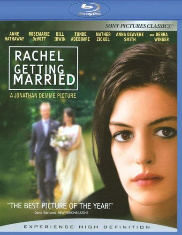 Rachel Getting Married [Blu-ray] [2008] 9214496