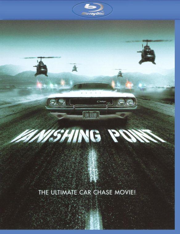 Vanishing Point [WS] [Blu-ray] [1971] 9222691