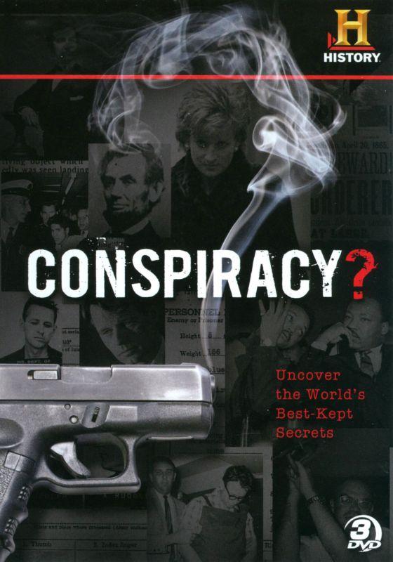 Conspiracy [3 Discs] [DVD] 9223547