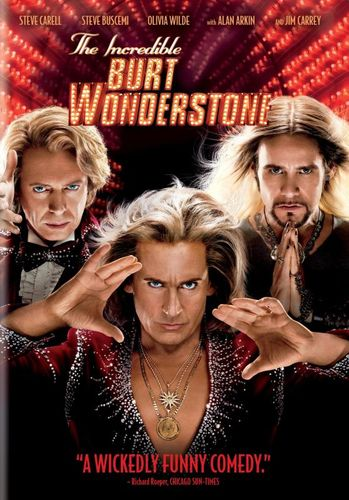 The Incredible Burt Wonderstone [Includes Digital Copy] [UltraViolet] [DVD] [2013] 9226104