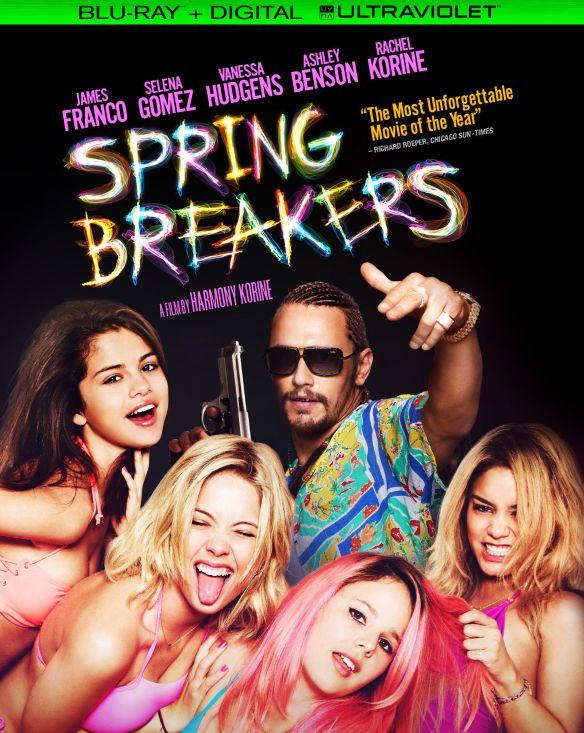 Spring Breakers [Includes Digital Copy] [UltraViolet] [Blu-ray] [2012] 9230082