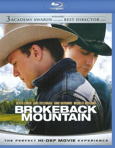 Brokeback Mountain [WS] [Blu-ray] [2005] 9230441