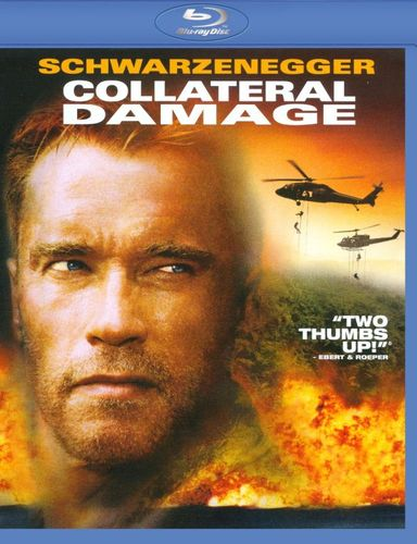 Collateral Damage [Blu-ray] [2002] 9232699