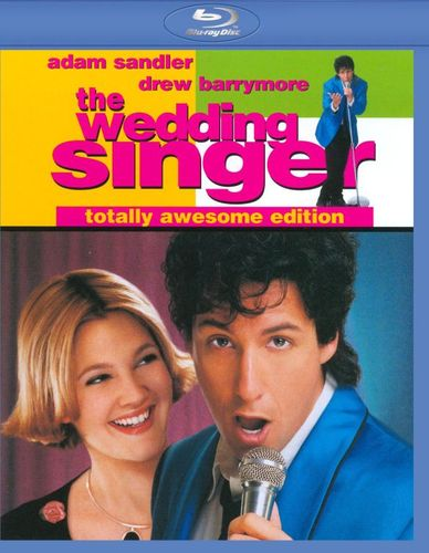 The Wedding Singer [Totally Awesome Edition] [Blu-ray] [1998] 9232715