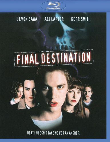 Final Destination [Blu-ray] [2000] 9232733