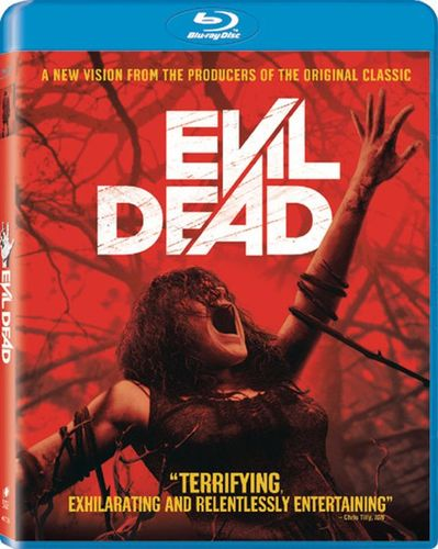 Evil Dead [Includes Digital Copy] [UltraViolet] [Blu-ray] [2013] 9233052