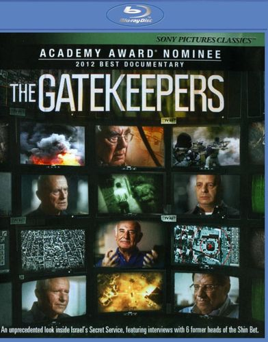 The Gatekeepers [Includes Digital Copy] [Ultraviolet] [Blu-ray] [2012] 9233061