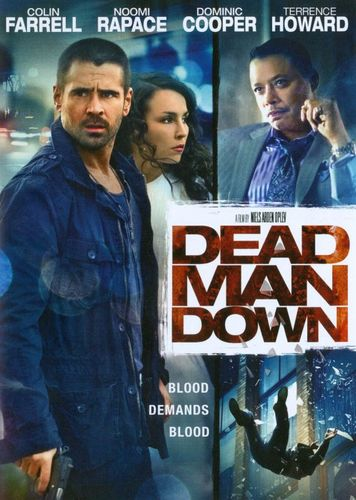 Dead Man Down [Includes Digital Copy] [UltraViolet] [DVD] [2013] 9233089