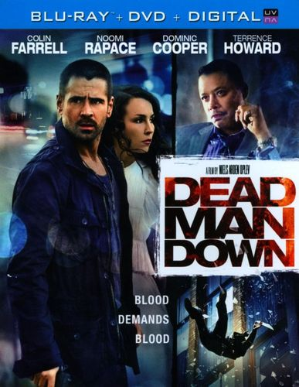 Dead Man Down [2 Discs] [Includes Digital Copy] [UltraViolet] [Blu-ray/DVD] [2013] 9233098