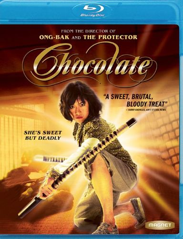 Chocolate [Blu-ray] [2008] 9236999