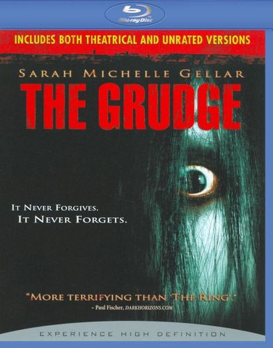 The Grudge [Unrated] [Blu-ray] [2004] 9237177