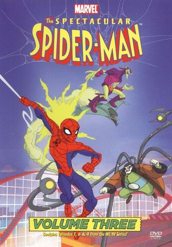 The Spectacular Spider-Man, Vol. 3 [DVD] 9237202