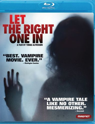 Let the Right One In [Blu-ray] [2008] 9238112