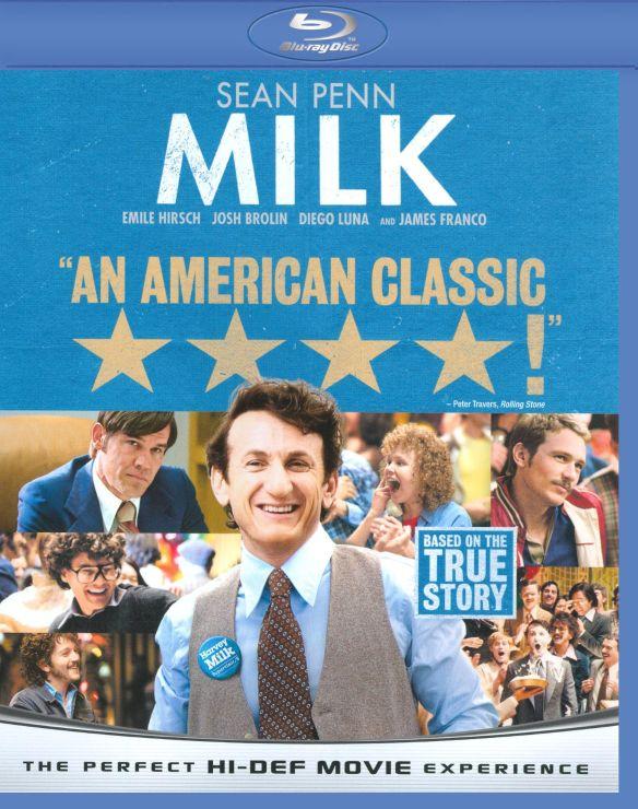 Milk [Blu-ray] [2008] 9239825