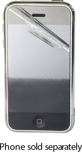 ZAGG - InvisibleShield for Most Mobile Phones - Clear