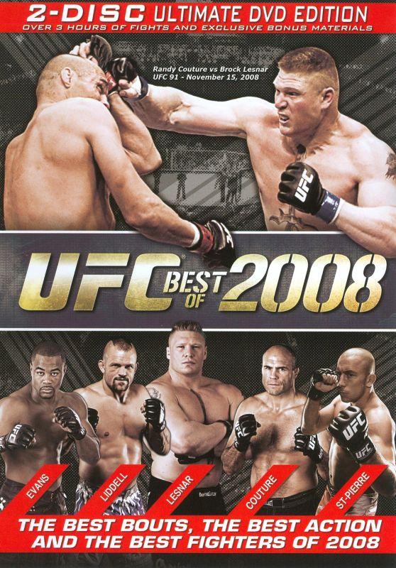 UFC: Best of 2008 [DVD] [2008] 9246014