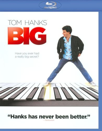 Big [WS] [Extended Cut] [Blu-ray] [1988] 9246096