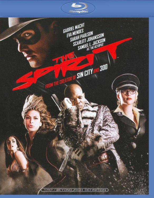 The Spirit [2 Discs] [Includes Digital Copy] [Blu-ray] [2008] 9246238