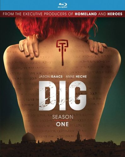 Dig: Season One [2 Discs] [Blu-ray] 9247087