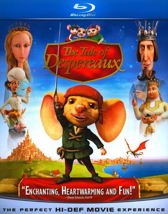 The Tale of Despereaux [Blu-ray] [2008] 9250883