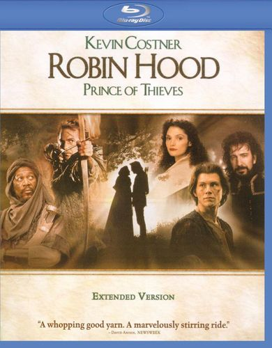 Robin Hood: Prince Thieves of Thieves [Blu-ray] [1991] 9253577