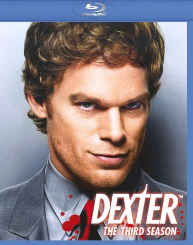Dexter: The Third Season [3 Discs] [Blu-ray] 9253826