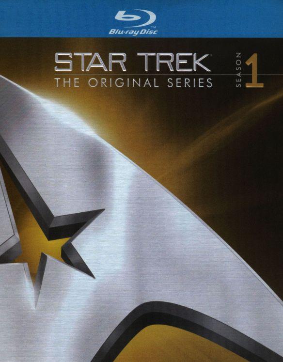 Star Trek: The Original Series - Season 1 [7 Discs] [Blu-ray] 9254022