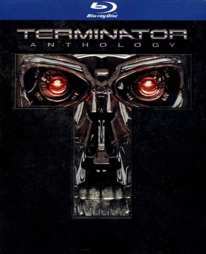 The Terminator Anthology [5 Discs] [Blu-ray] 9259059