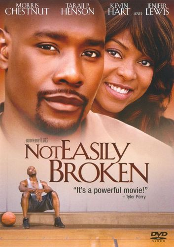Not Easily Broken [DVD] [2009] 9262175