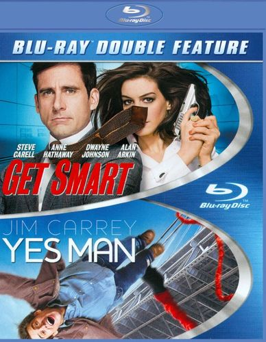 Get Smart/Yes Man [2 Discs] [Blu-ray] 9269065