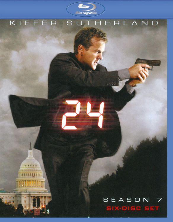 24: Season 7 [6 Discs] [Blu-ray] 9270086