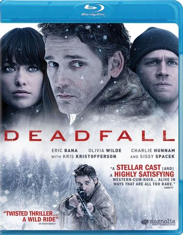 Deadfall [Blu-ray] [2012] 9270161