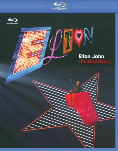 The Red Piano [Blu-Ray Disc] 9277365