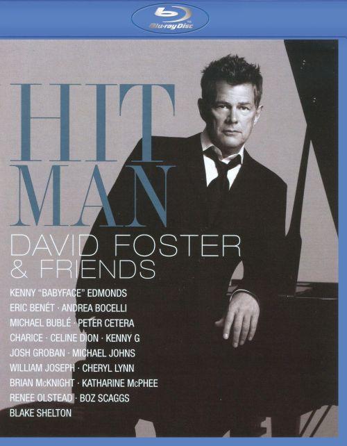 Hit Man: David Foster & Friends [Video] [Blu-Ray Disc] 9277739