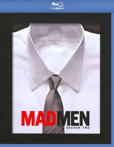 Mad Men: Season Two [3 Discs] [Blu-ray] 9281715